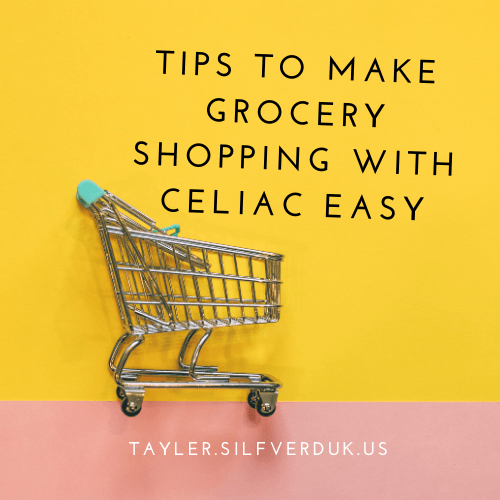 Tips to make grocery shopping with celiac easy