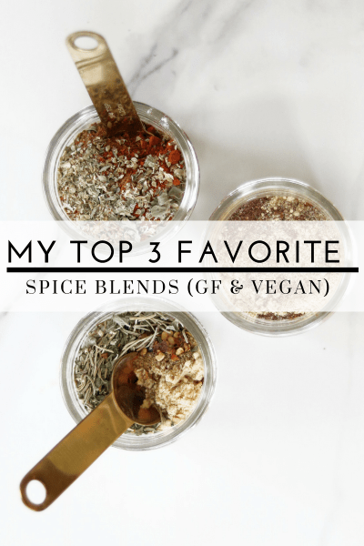 Top 3 Favorite Spice Blends - Tayler Silfverduk DTR - #adobo #italianspice #pumpkinspice #spiceblends #culinaryinfo #cookingwithspices #cookingwithseasonings #importancofspices #antiinflammatoryspices #antiinflammatorycooking #DIYspices #diyseasonings #glutenfreekitchen #celiackitchen #spiceblendrecipes #seasoningrecipes #bestspiceblends #simplespiceblends #homemadespiceblends #simplespiceblends #versatilespiceblends