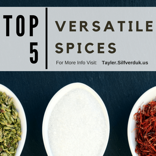 Top 5 Versatile Spices