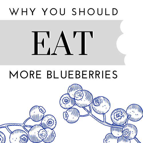 Why You Should Eat More Blueberries