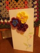 Made to order greetings card.