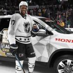 NHL and Honda Co-Marketing