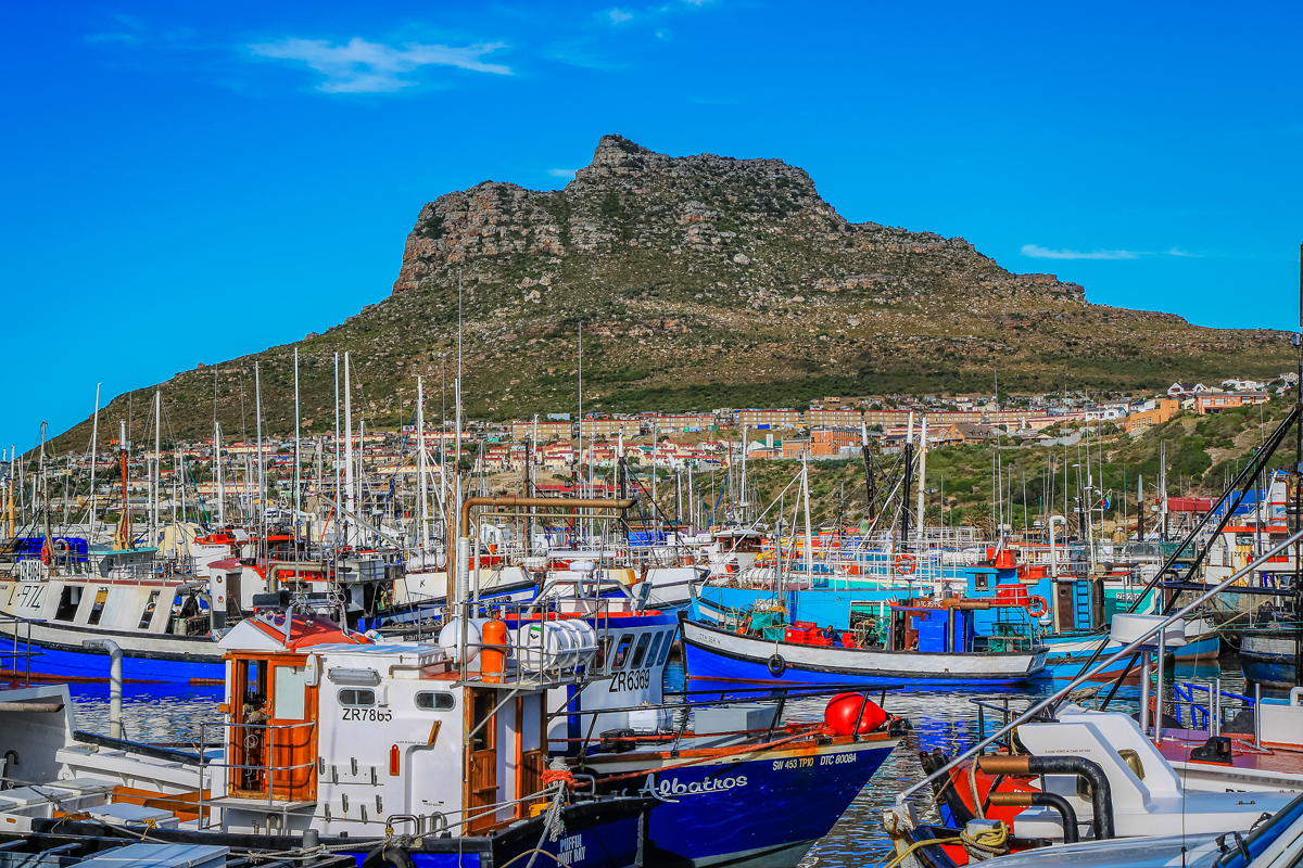 Coloured Township Hout Bay 2