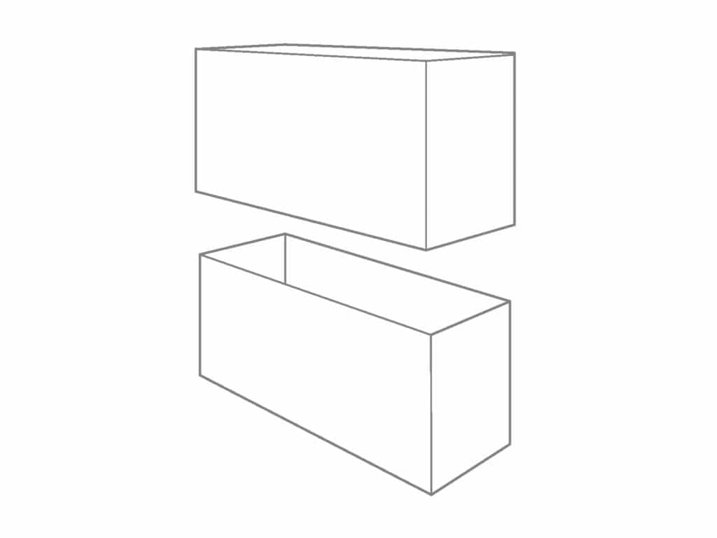 Base And Lid Rigid Box