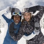 Exclusive Interview: Hallmark's Taylor Cole on snowboarding, friendship, and wedding mishaps
