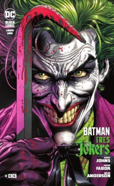 BATMAN: TRES JOKERS NÚM. 1 DE 3 - LIBRES