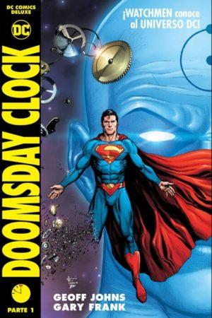 DC Comics Deluxe: Doomsday Clock Vol. 1 y 2