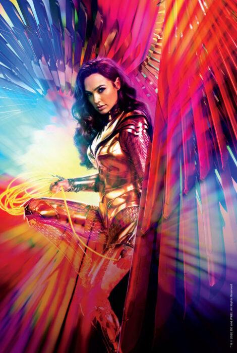 Wonder Woman: Dioses y Mortales variante