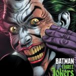 BATMAN : THREE JOKERS #2 PORTADA E (CON CARTA)