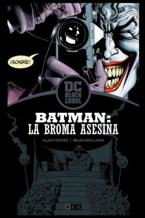 BATMAN : LA BROMA ASESINA BLACK LABEL