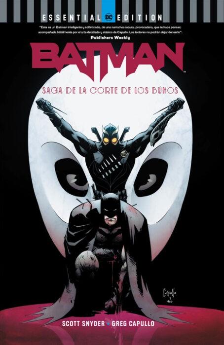 Batman: La Saga de la Corte de los Buhos