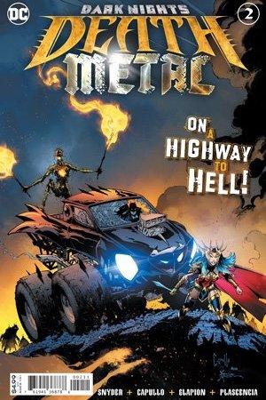 DC DEATH METAL #2 PORTADA A