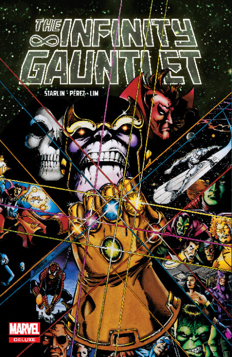 Marvel Deluxe: The Infinity Gauntlet