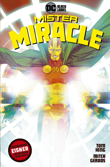 Dc Deluxe Mister Miracle