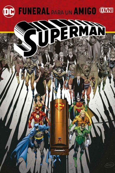 Superman: Funeral para un amigo