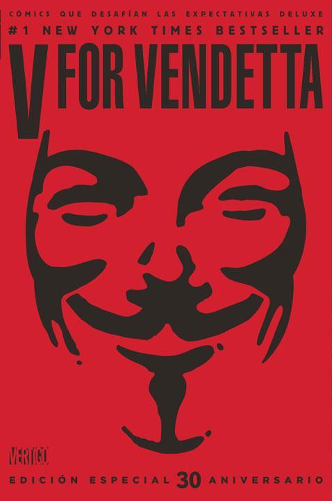 Vertigo Deluxe: V For Vendetta Edición 30 aniversario