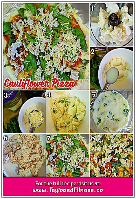 Couliflower Pizza