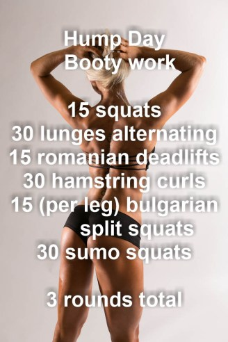 work it out wednesday