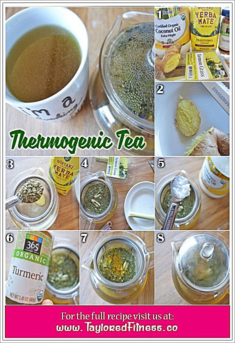Thermogenic Tea