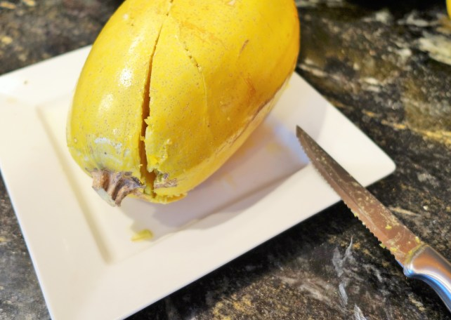 How to make the best Spaghetti Squash!