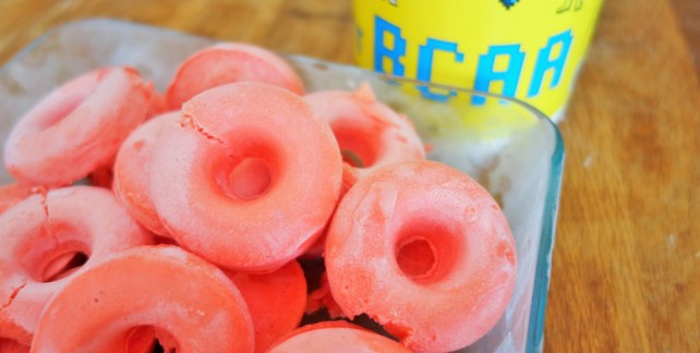 BCAA Calorie-Free Gummy Rings