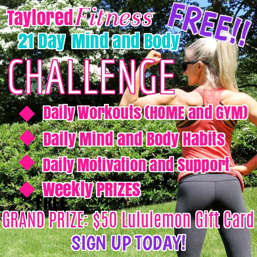 2016 FREE MIND AND BODY CHALLENGE!