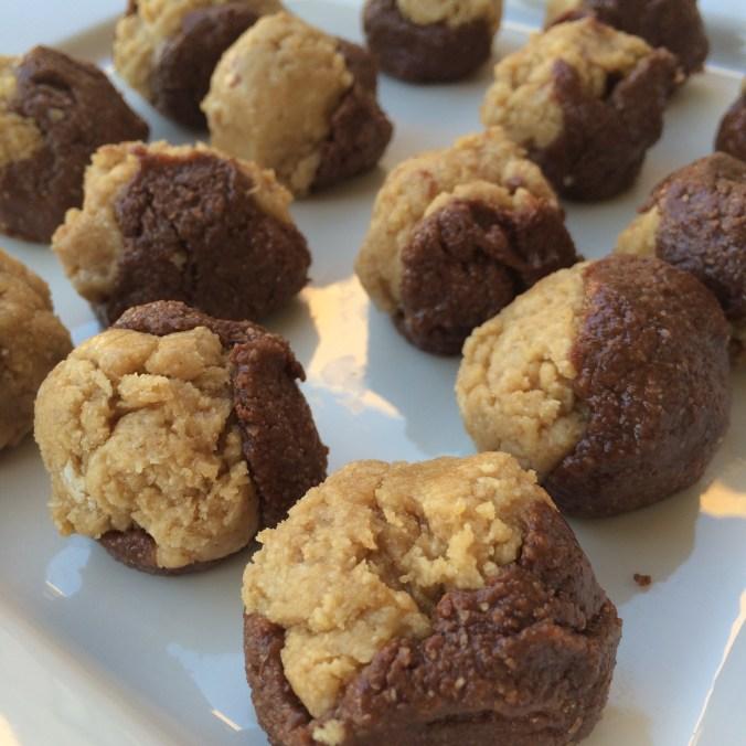 ChocNilla Protein Balls