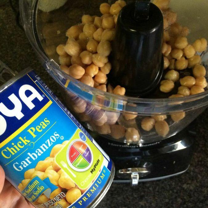 Gluten Free & Vegan Blondies