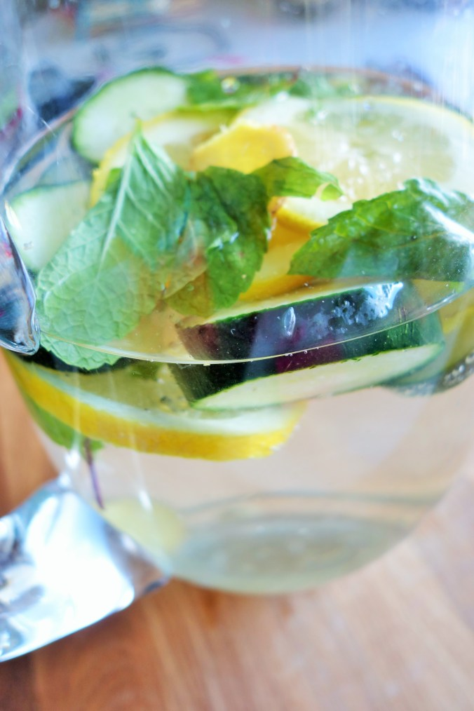 Anti-Bloat Digestion Aid Water