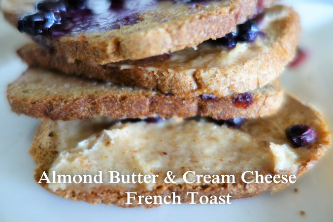 Cream Cheese French Toast
