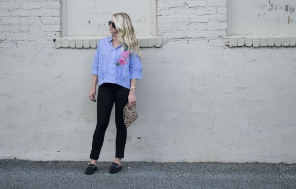 Summer to Fall, Fall Fashion, Fall Style, Florals, Fall Trends, Fall 2017, T.J. Maxx, Paper Heart, Articles of Society, BP., Nordstrom, Urban Outfitters, Embroidery, Embroidered Tops, Style Influencer, Fashion Blogger, Charlotte Blogger, Winston-Salem Blogger, NC Blogger, tayloringstyle