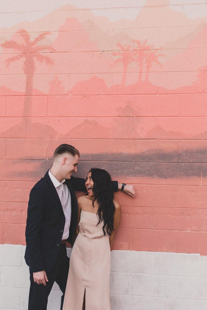 Taylor Made Photography captures engagement photos