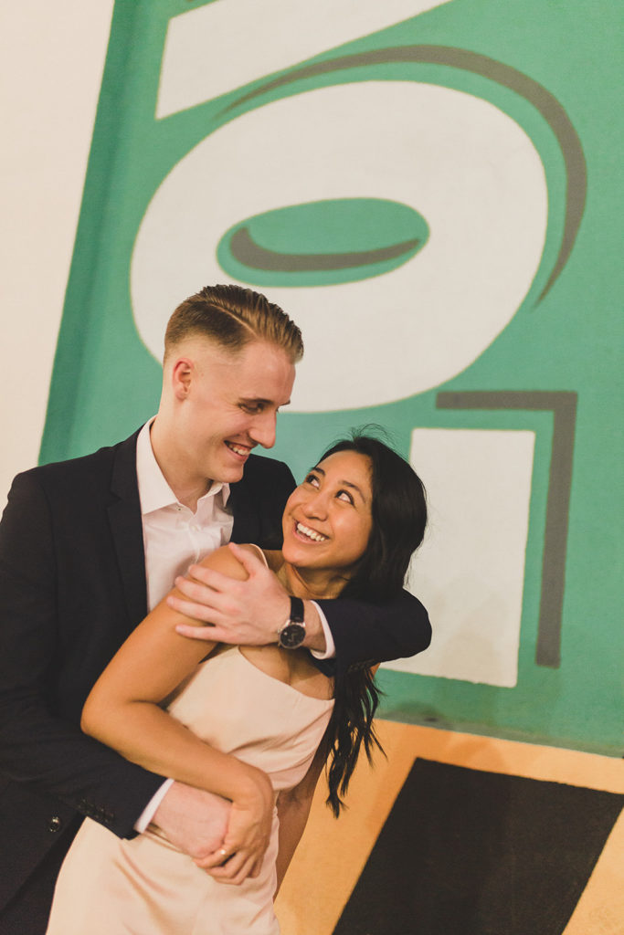 engagement session in Las Vegas with Taylor Made Photography