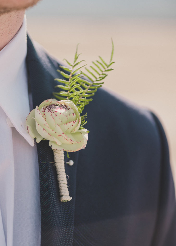 groom's boutonniere photographed by Taylor Made Photography