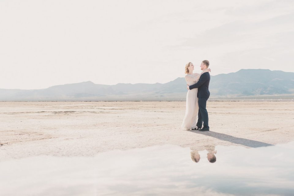 Boulder City NV wedding portraits by Taylor Made Photography