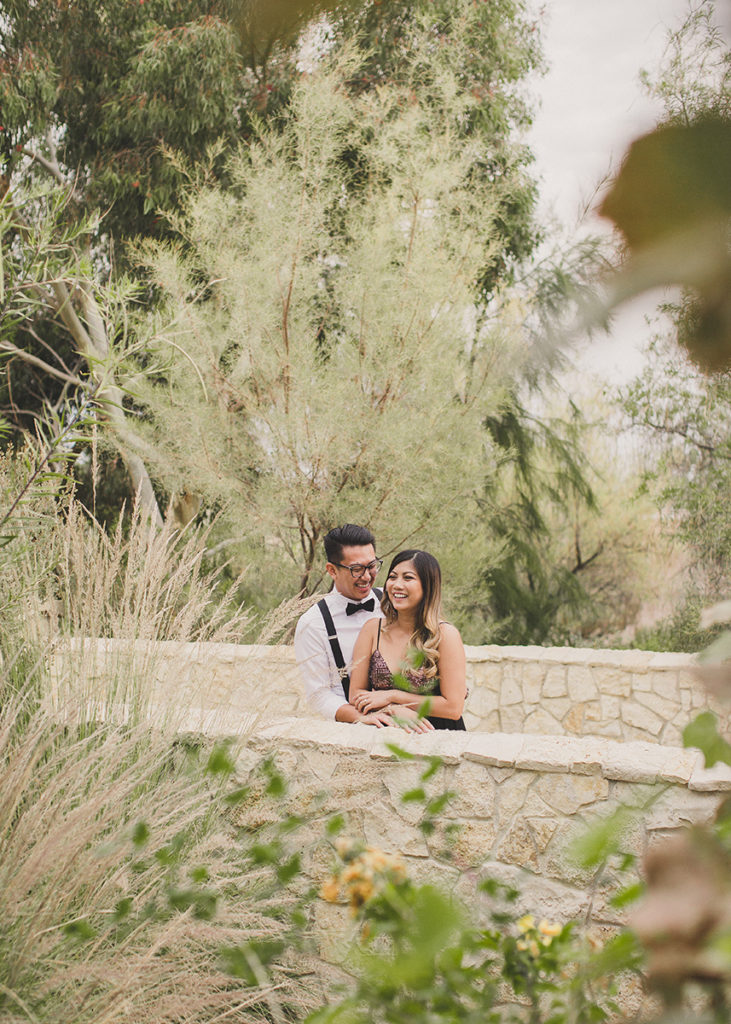 Taylor Made Photography captures couple laughing during engagement photos