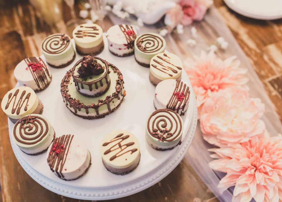 wedding reception details in California with Taylor Made Photography