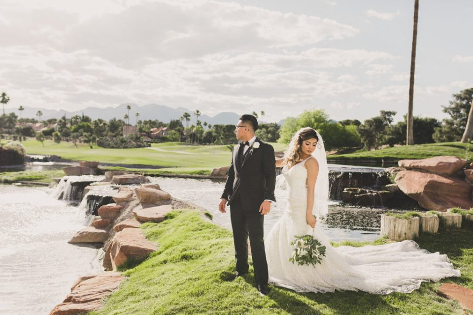 Canyon Gate Country Club wedding day photographed by Taylor Made Photography