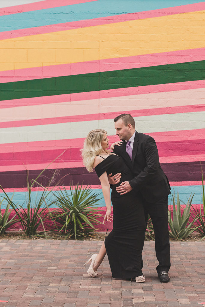 Las Vegas anniversary portraits by Taylor Made Photography