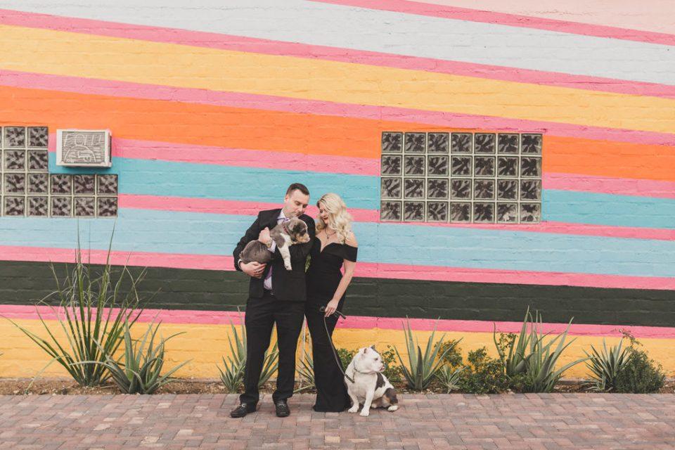 Taylor Made Photography photographs Las Vegas family portraits