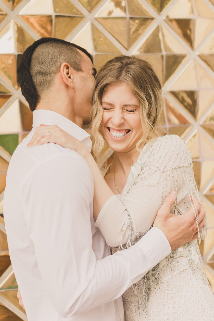 Las Vegas engagement session photographed by Taylor Made Photography