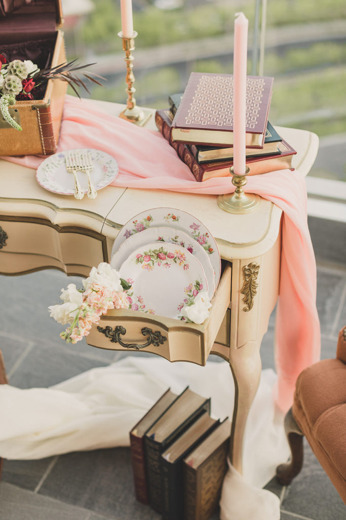 details for Las Vegas elopement