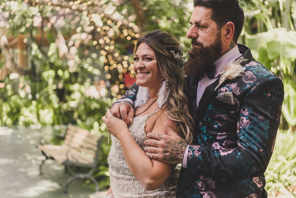 Las Vegas wedding portraits at the Westin