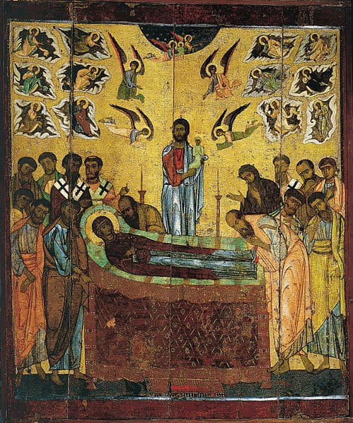 Dormition, Did Mary Die?