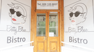 Breakfast Restaurants in Hermanus: Betty Blue