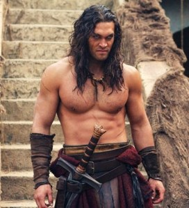 Jason Momoa Workout