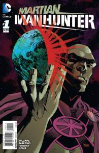 DC COMICS (W) Rob Williams (A/CA) Eddy Barrows, Eber Ferreira Shape-shifting Martians are invading Earth - so where is J'onn J'onzz to stop them? Trust no one as the Martian Manhunter tries to stop these ruthless alien terrorists from destroying everything! Item Code: APR150199