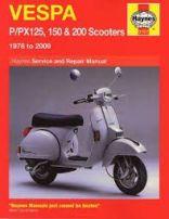 Haynes Manual: Scooters