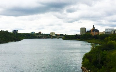 Running Back To Rock The River Saskatoon
