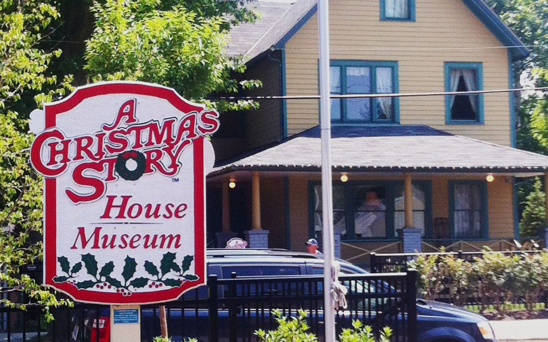 visiting the a christmas story house in cleveland - Christmas Story House Cleveland